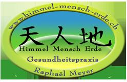Himmel Mensch Erde Gesundheitspraxis Raphaël Meyer